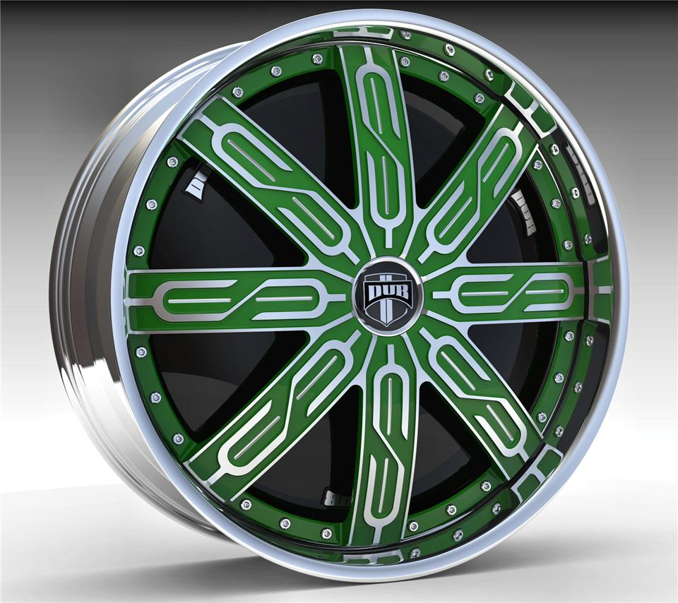 wheelgreen960